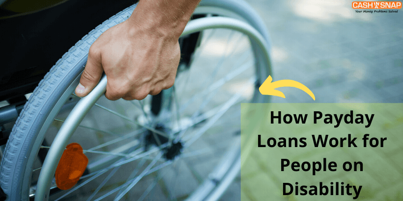 How Payday Loans Work for People on Disability