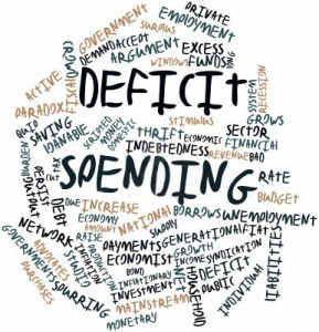 Economic Growth With Deficit Spending
