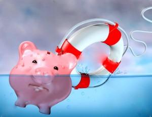 Financial Aid during Financial Crunches