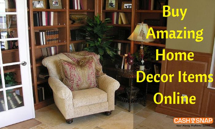 Amazing Home Decor Items Online