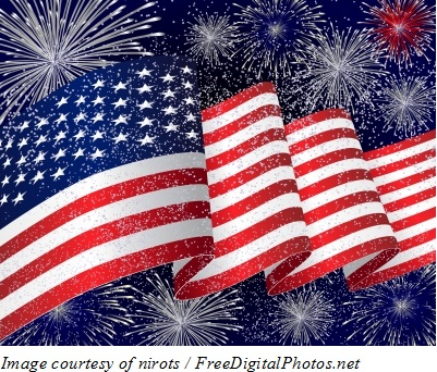 Celebrate Independence Day: The Birthday of USA!