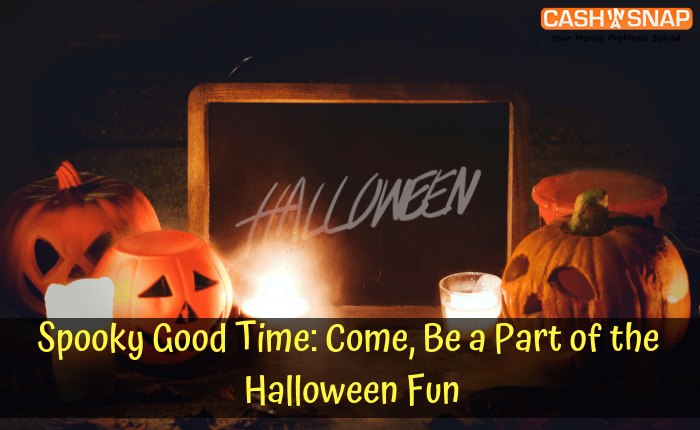Spooky Good Time: Come, Be a Part of the Halloween Fun