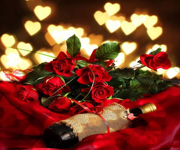 Valentine's Day Gifts And Celebrations