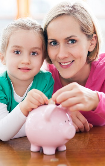 4 Tips to Make Your Kids Financially Smart