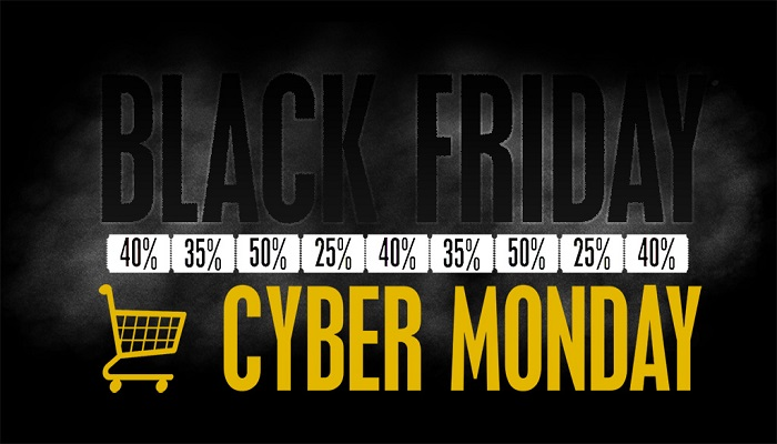 Deals On Black Friday and Cyber Monday