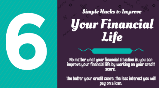 6 Simple Hacks to Improve Your Financial Life
