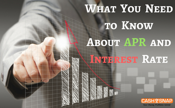 What You Need to Know About APR and Interest Rate