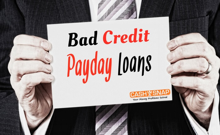 Bad Credit Payday Loans: How They Help You in Financial Emergencies