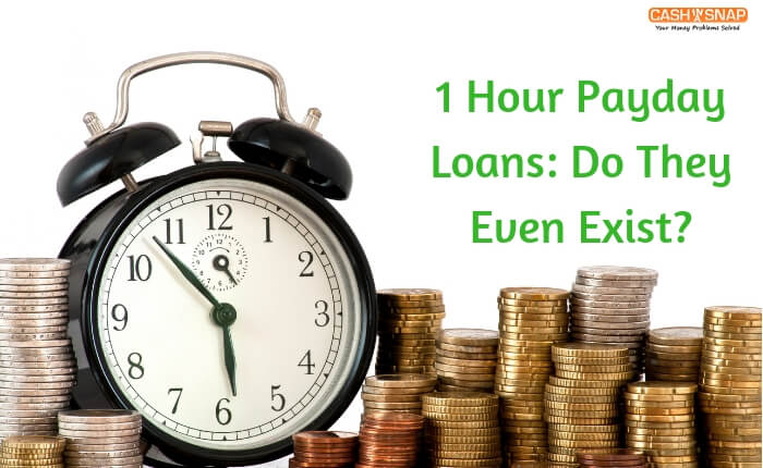 1 Hour Payday Loans: Do They Even Exist?