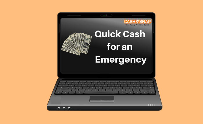 Quick Cash for an Emergency
